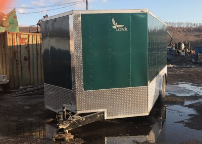 enclosed trailer near by me